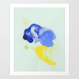 Litmus No. 7 Art Print