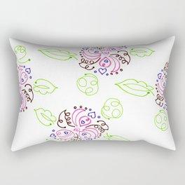 Marker Art 76 Rectangular Pillow