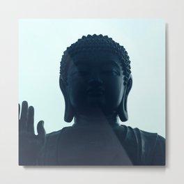 Big Buddha Metal Print