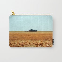 Golden Crop Carry-All Pouch