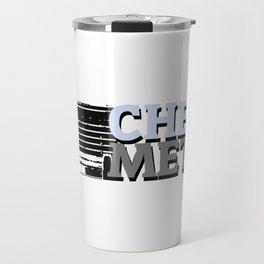American Metal Travel Mug