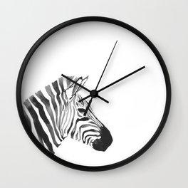 zebraaa Wall Clock