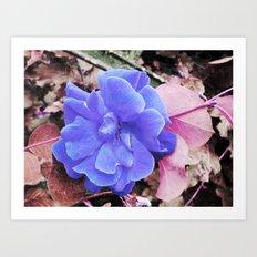 FlowerPower Fantasy 7-A Art Print