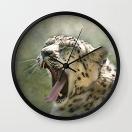 Sublime indifference... Wall Clock