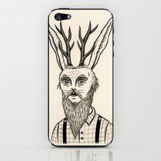 Jackalope iPhone & iPod Skin