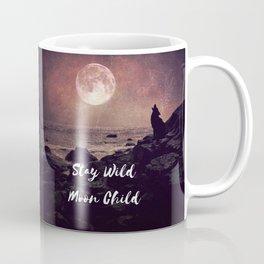 Stay Wild Moon Child Coffee Mug