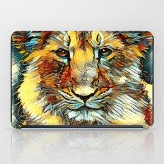 Animal_Art_Lion20161202_by_JAMFoto iPad Case