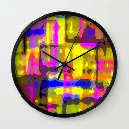 Mazed Wall Clock
