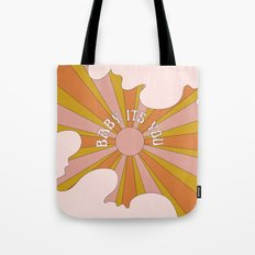 Baby its you Tote Bag