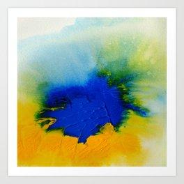 Synergy 1A8 by Kathy Morton Stanion Art Print