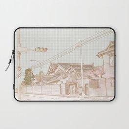 Street in Japan Laptop Sleeve