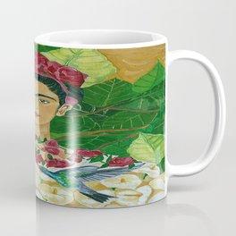 Frida In Heaven Coffee Mug