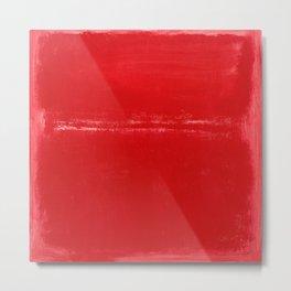 Mark Rothko - Red Christmas Metal Print