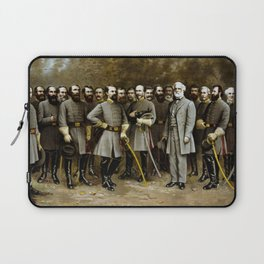 Robert E. Lee and His Generals Laptop Sleeve