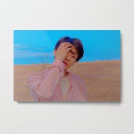 Jungkook / Jeon Jung Kook - BTS Metal Print