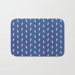 Paper origami Penguin Bath Mat
