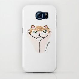 Vulvacat - Ginger Gold iPhone Case
