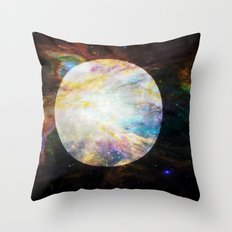 Divine Intervention Throw Pillow