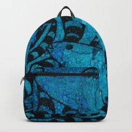Here, Fishy Fishy Backpack