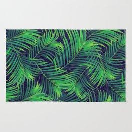 Palm leaves V Rug