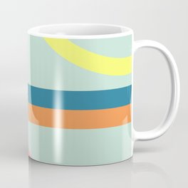 Modern Geometric 71 Coffee Mug