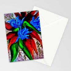 Flower Fantasy Stationery Cards