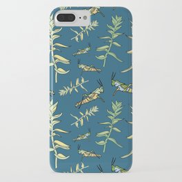 grasshopper Locust iPhone Case