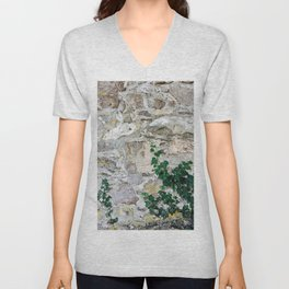 Follow Your Intuition Photography Unisex V-Neck