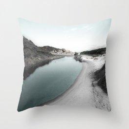 SOMEWHERE IN AUSTRALIA Throw Pillow