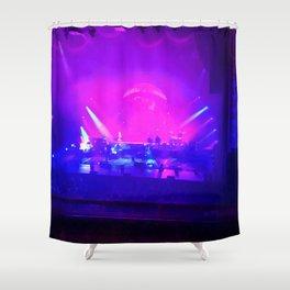 Dark Side Of Moon Concert Shower Curtain