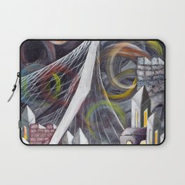 Bridging Heaven and Earth Laptop Sleeve