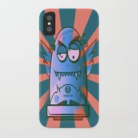 fault iPhone & iPod Cases featuring Fault 45 02 (its not his fault) by Face Leakage