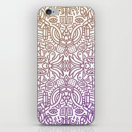 Decorative Pattern 2 iPhone Skin