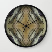 sound Wall Clocks featuring Sound by Puttha Rayan Ali