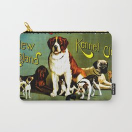 New England Dog Show 1890 Carry-All Pouch