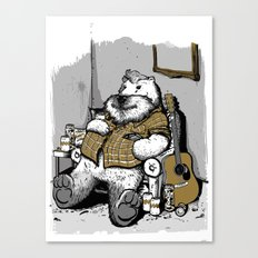 Big Bear Canvas Print