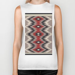 American Native Pattern No. 162 Biker Tank