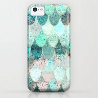 iPhone 5c Case featuring SUMMER MERMAID by Monika Strigel®