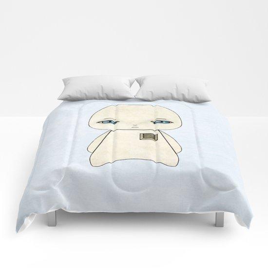 A Boy - self-portrait  Comforters