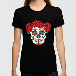 Rose Calavera T-shirt