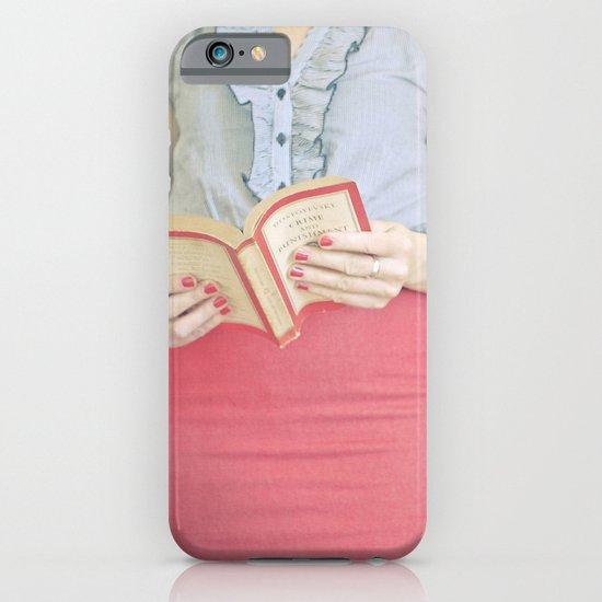 Crime & Punishment iPhone & iPod Case