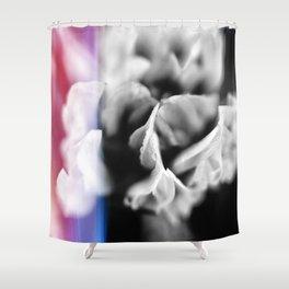 Pristine Petals Shower Curtain
