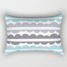 Mordidas Island Paradise Rectangular Pillow
