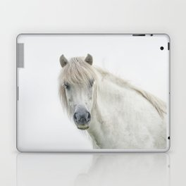 Horse eyes look at you Laptop & iPad Skin