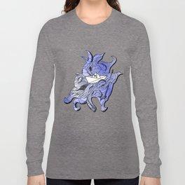 barco de papel Long Sleeve T-shirt