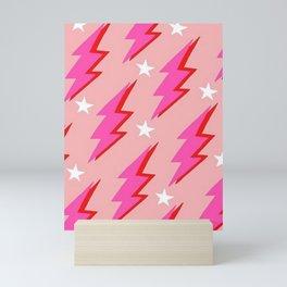 Barbie Lightning Mini Art Print
