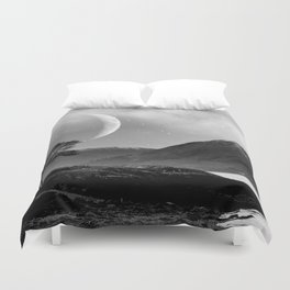 Moon Child Duvet Cover