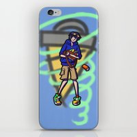 gurren lagann iPhone & iPod Skins featuring gurren lagann - simon by gutter