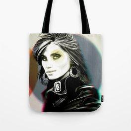 ES, colour Tote Bag