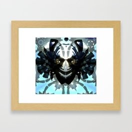 ARCH MAN Framed Art Print